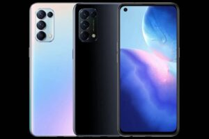 Oppo Reno 5 5g Available Colours in Pakistan