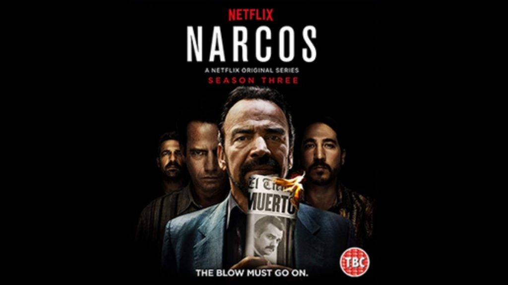 Download or watch online Narcos Mexico Season 3 in 2022123 movies