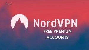 Nord VPN Free Premium Accounts username and Password For 2021.