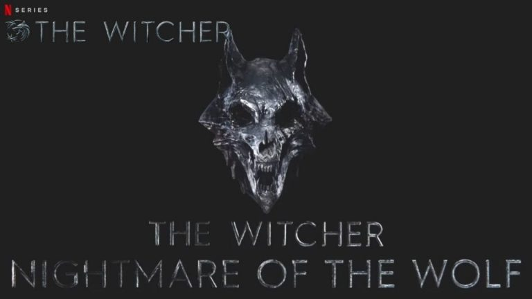 """Download """"The Witcher: Nightmare of the Wolf"""" Netflix Series in HD"""