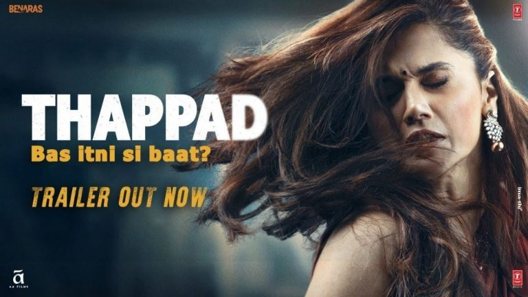 Download free Thappad full movie in HD |123movies