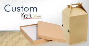 Custom Kraft Boxes- Should You Go with Kraft or White Receptacles?